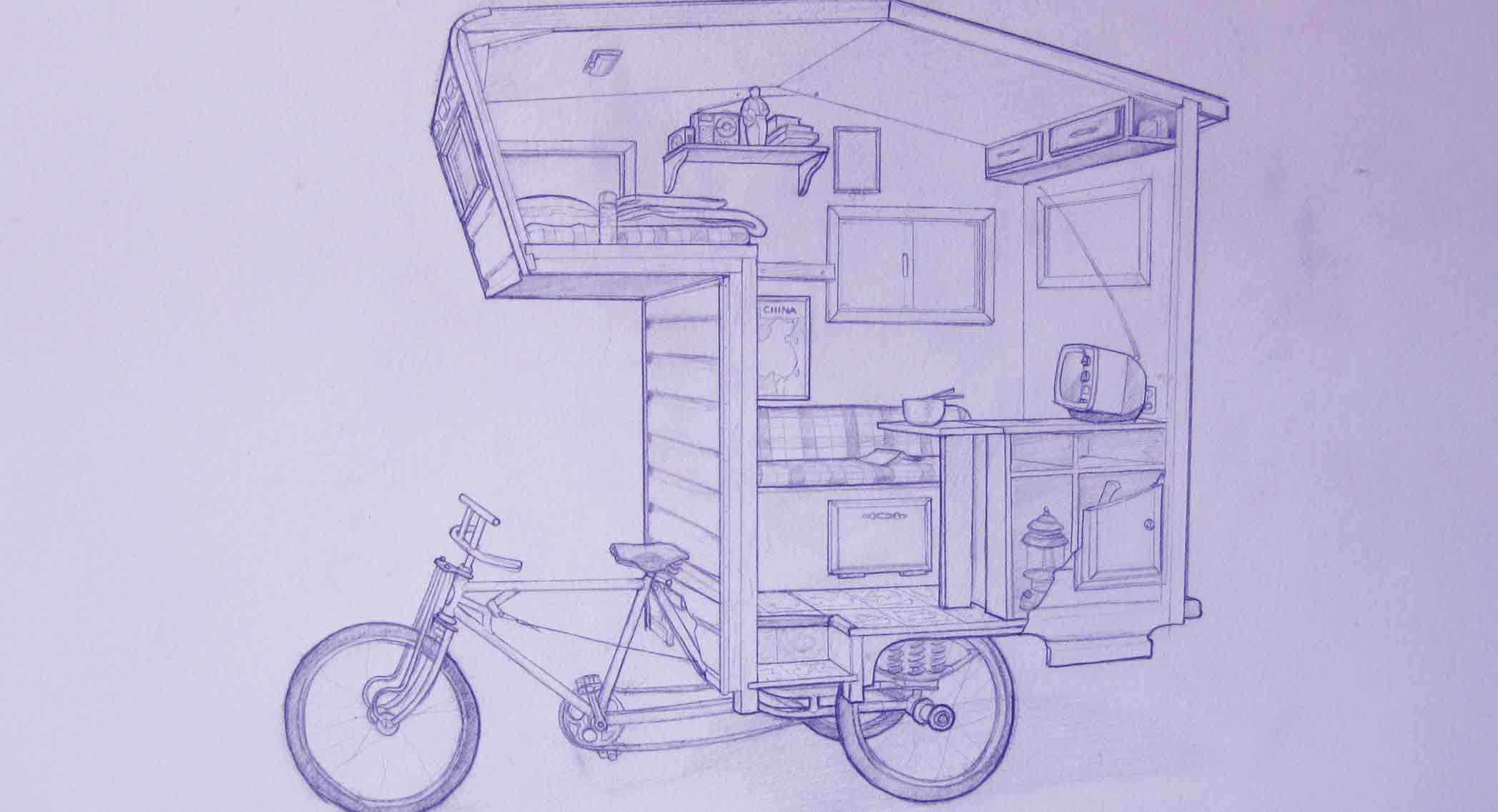 Dandyhorse Magazine Toronto On Two Wheels Cozy Trike Wiring Diagram For