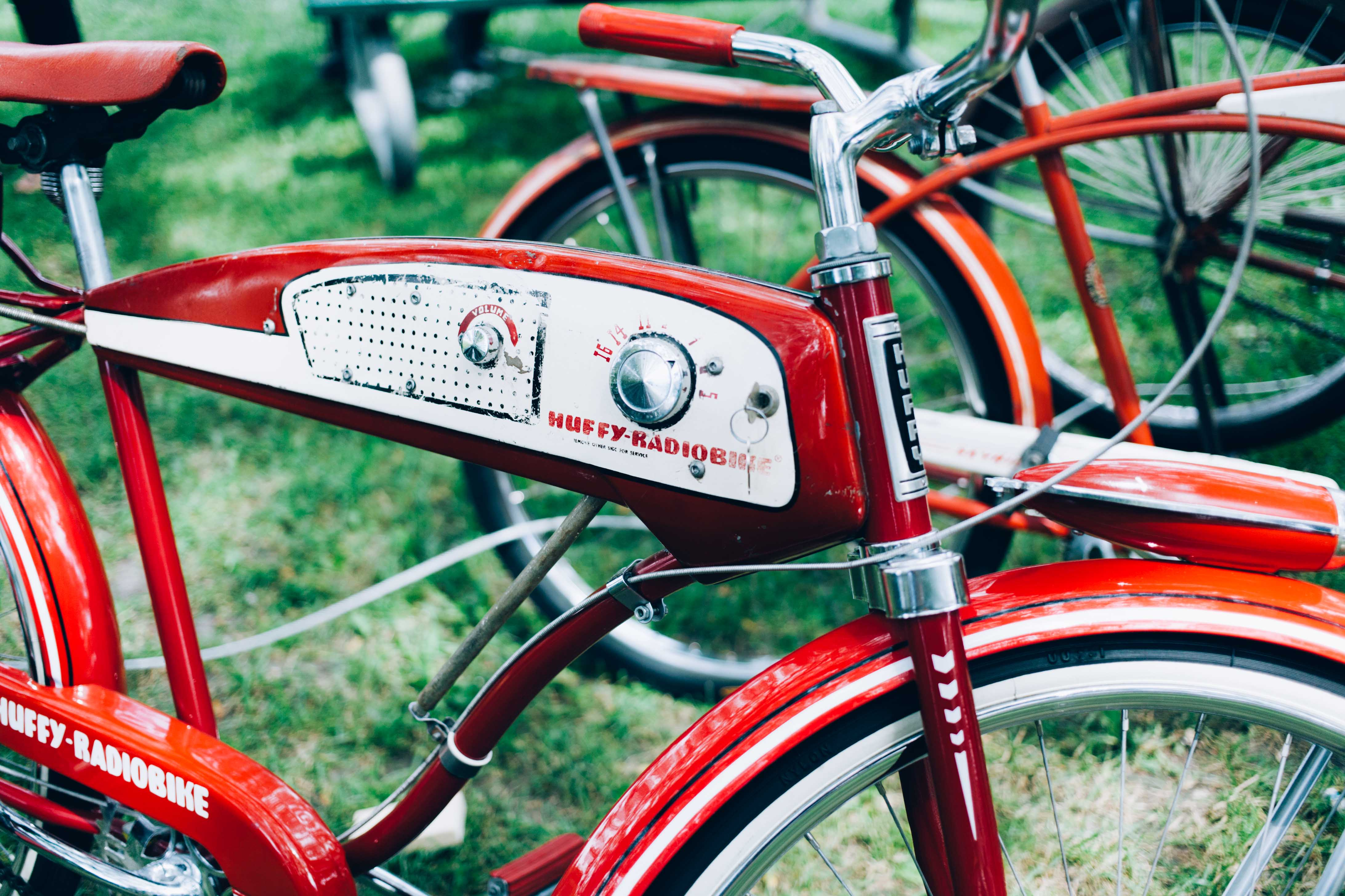 Old And Pretty The Toronto Vintage Bicycle Show