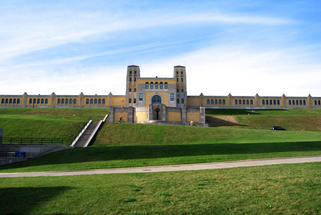 5. R.C. Harris Water Filtration Plant