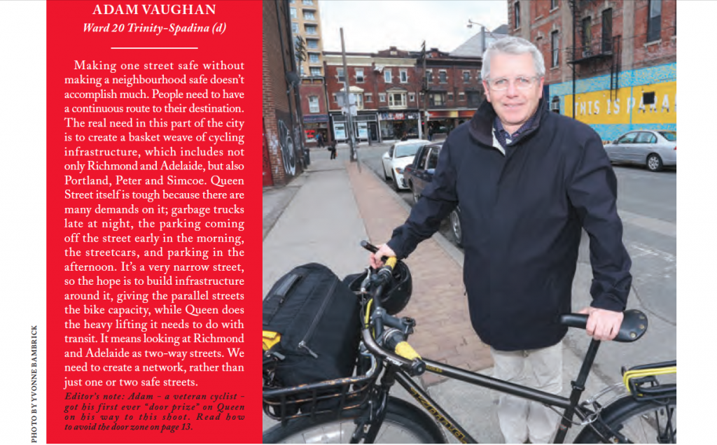 Adam Vaughan from DH10 the safety issue