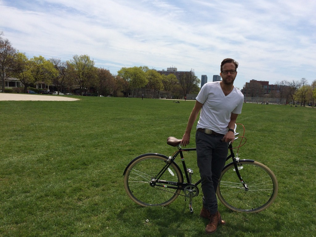 Mike in Bellwoods