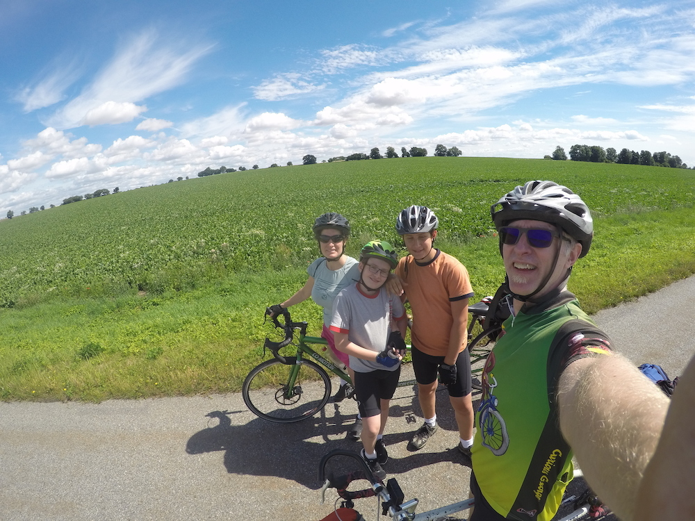 Riding Tandem With Your 8-Year Old | dandyhorse magazine